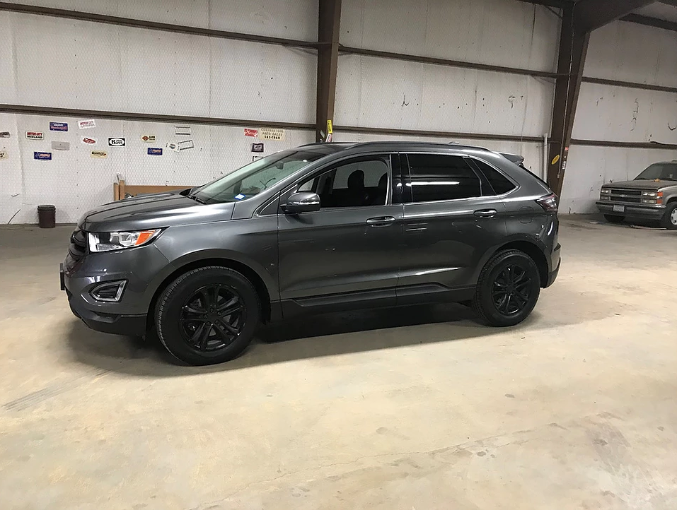 2018 Ford Edge SEL FWD 6-Speed Automatic