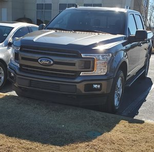 2019 Ford F150 FX