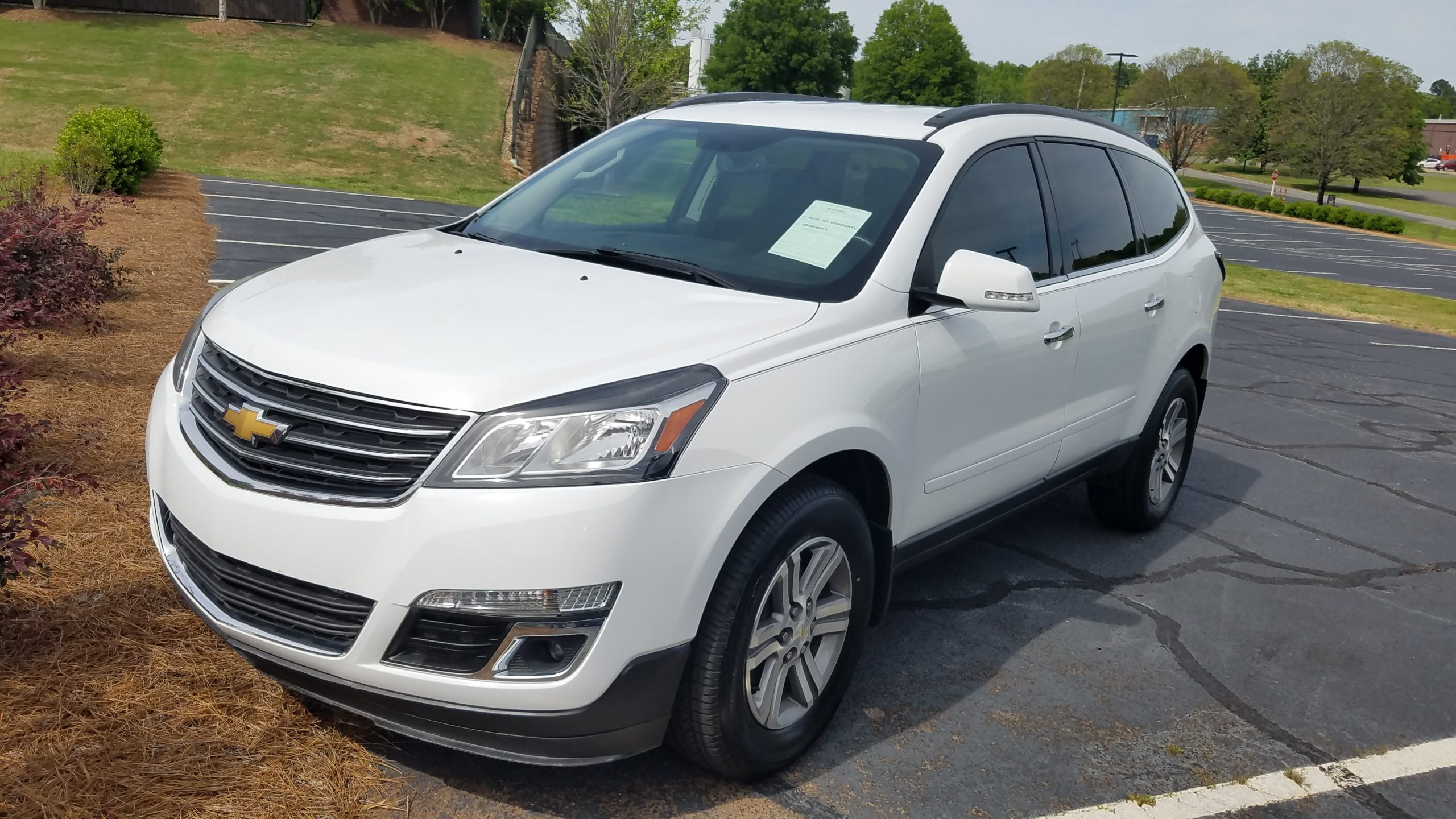 2016 Chevy Traverse 2LT