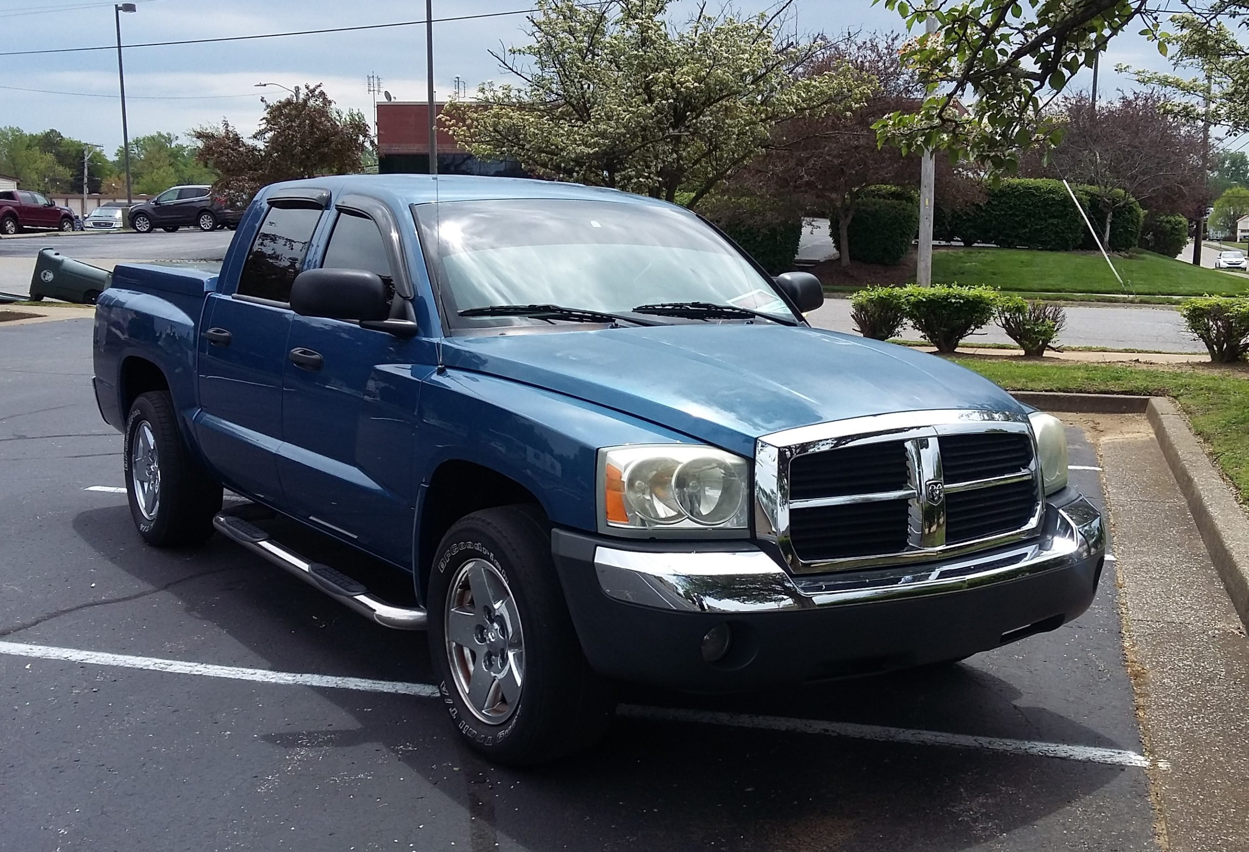 2005 Dodge Dakota Quad Cab SLT 4.7 LV8