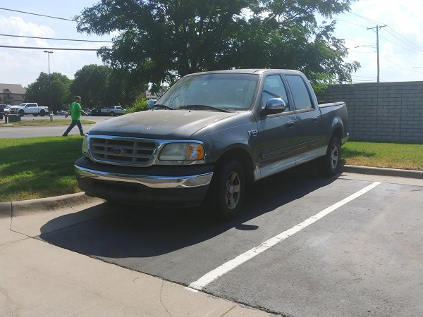 2002 Ford F150