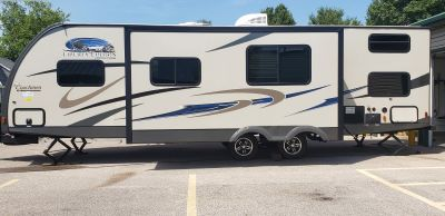 2014 FREEDOM EXPRESS LIBERTY MAPLE SERIES
