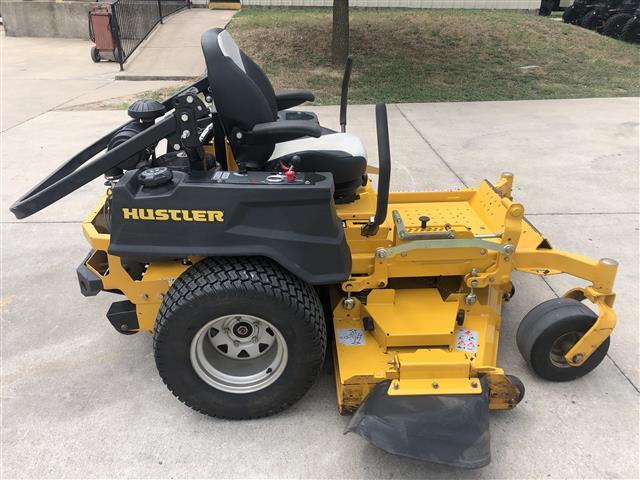 Hustler X One Mower