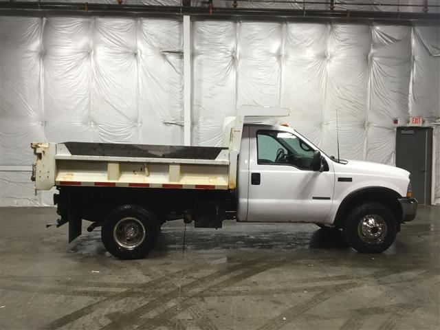 2002 Ford F-350 4WD