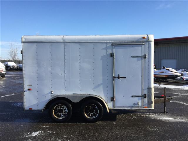 2002 Interstate Enclosed Trailer