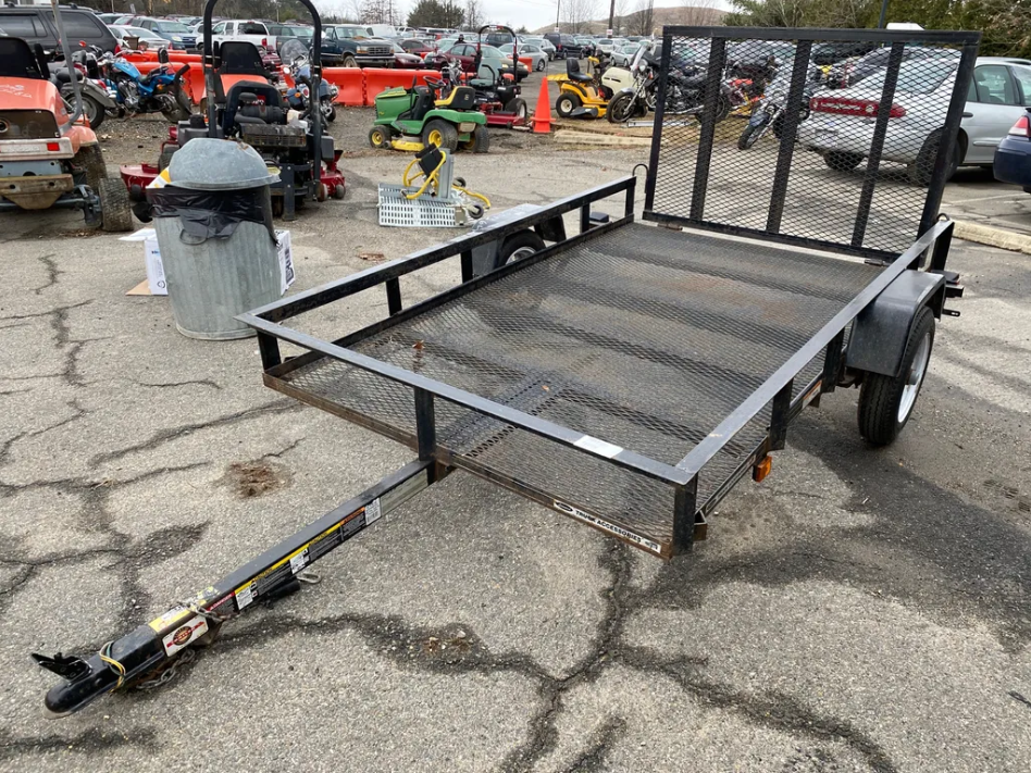 2004 CARRY ON TRAILER UTILITY TRAILER