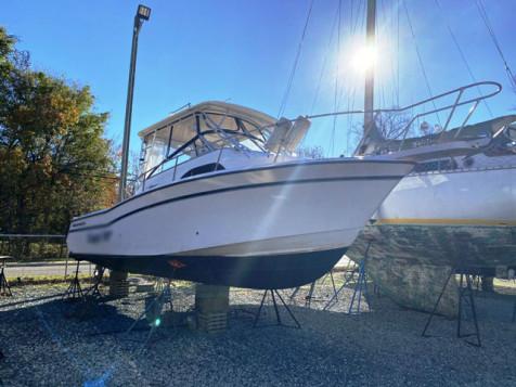 30′ – 1999 Grady White Marlin 300