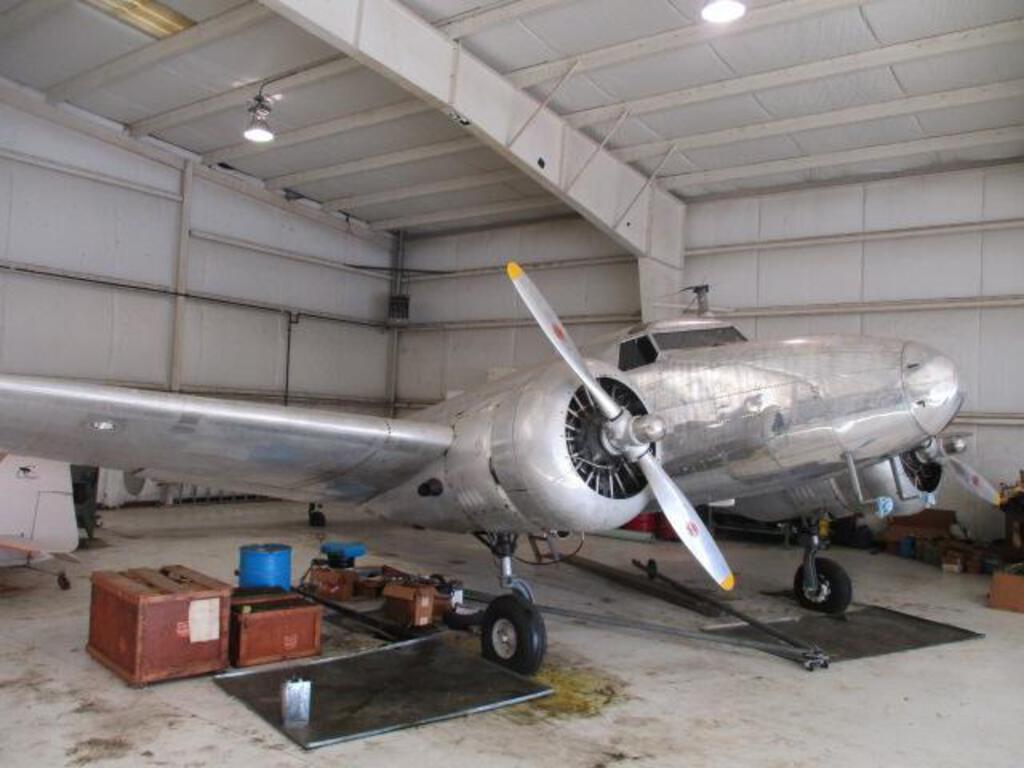 1940 LOCKHEED MDL 12A AIRCRAFT N4001, S/N 1280