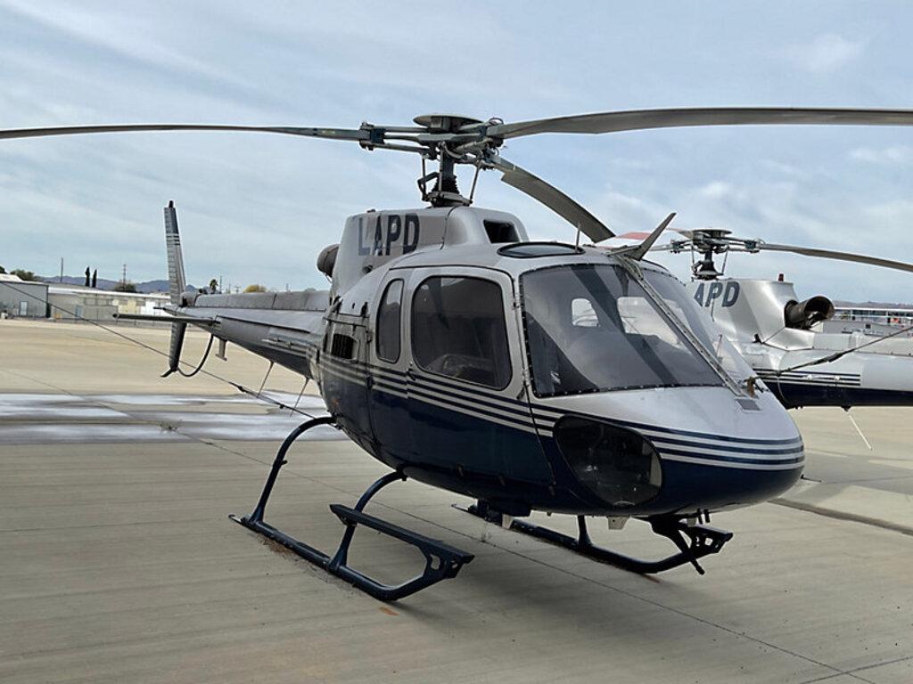 2000 Eurocopter AS350B2 s/n 3356