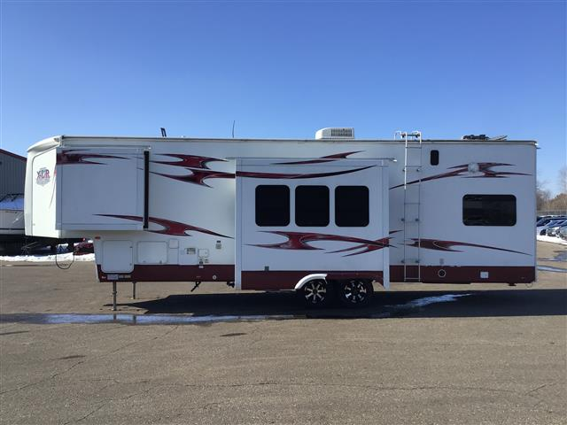 2011 XLR (by Forest River) Lite 305V10