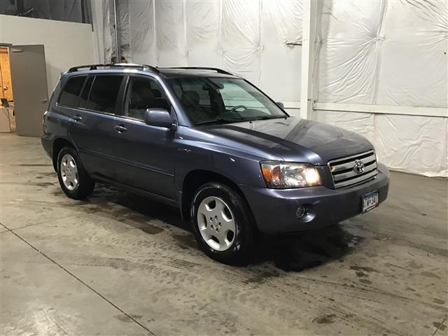 2004 Toyota Highlander Limited 4WD