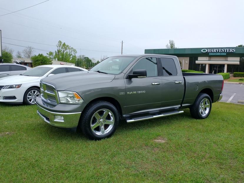2011 Dodge Ram Hemi