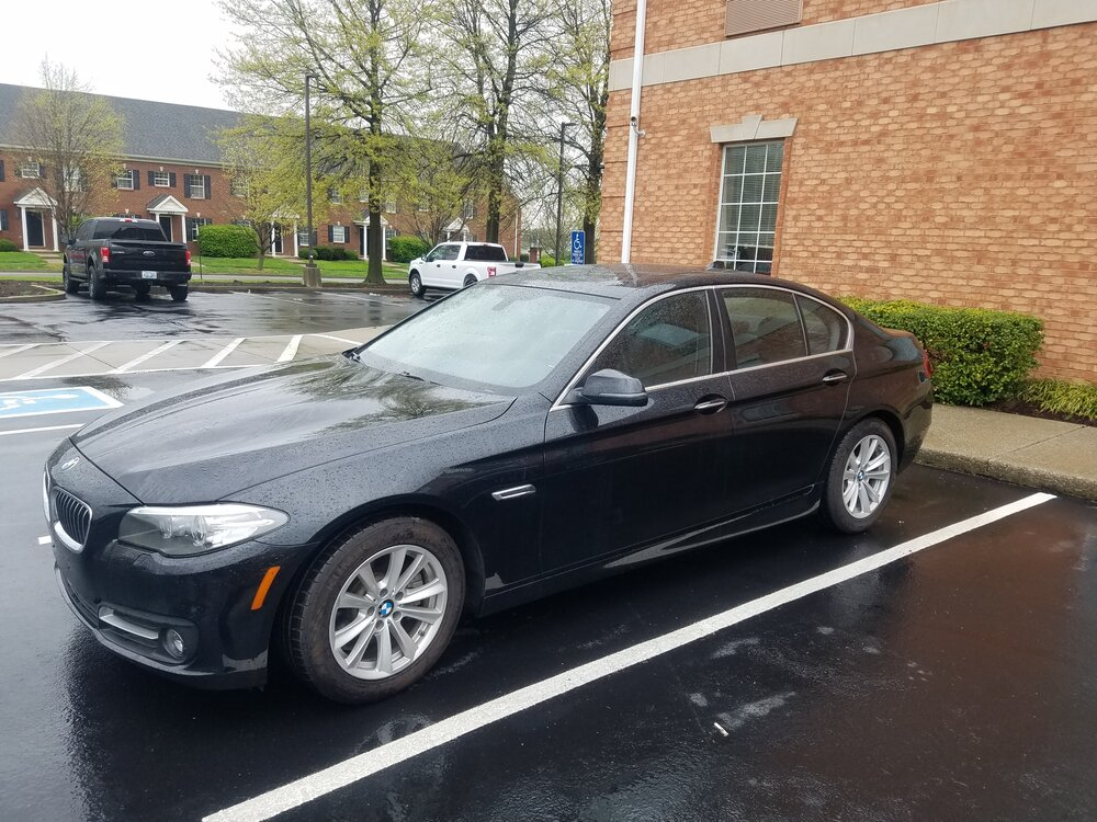 2016 BMW 5 SERIES 528XI AWD