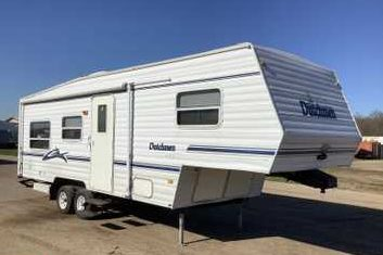 2000 Dutchmen 26RK 5th Wheel Trailer