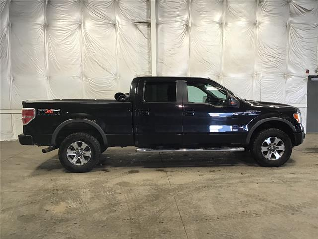 2010 Ford F-150 SuperCrew FX4 4WD