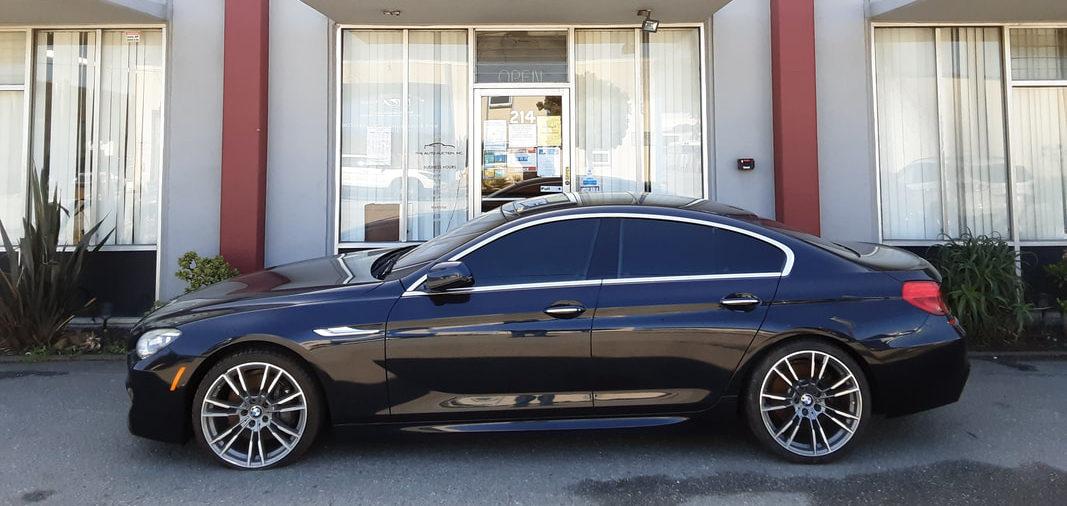 2013 BMW 650I M Gran Coupe