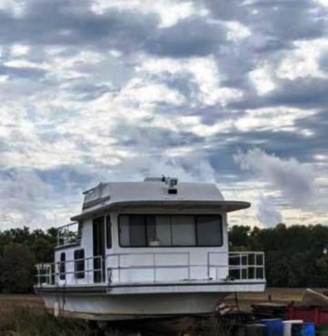 37′ – 2006 Gibson Houseboat 37