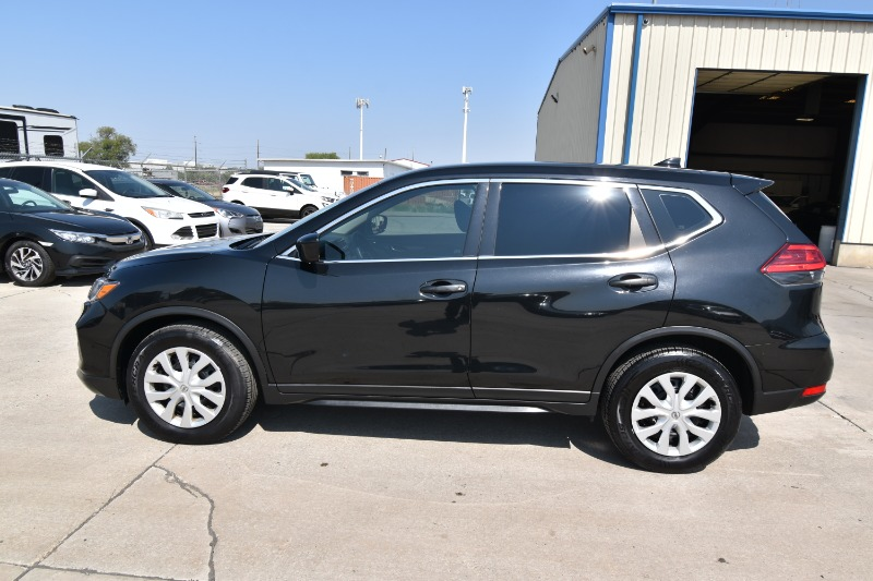 2017 Nissan Rogue FRONT WHEEL DRIVE S